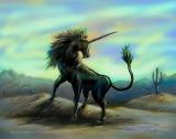 Black Horn of the Desert